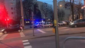 Straż Miejska zakłada blokady na Wzgórzu w Gdyni