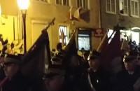 Marsz żałobny w hołdzie Pawłowi Adamowiczowi