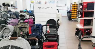 Foteliki i wózki - największy wybór w Trójmieście, Akpol Baby