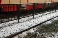 Korek tramwajowy pod dworcem w Gdańsku