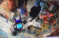 Napad rabunkowy na sklep w Matemblewie