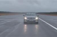 Mercedes klasy C - limuzyna internetowa
