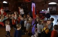 MegaMocni z wizytą u Świętego Mikołaja