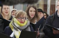 Flashmob z okazji Wielkiego Halo!