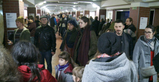 Otwarcie nowej przestrzeni w podziemiach Hali Targowej w Gdyni