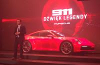 Ogólnopolska premiera Porsche 911 w Gdańsku