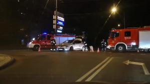 Wypadek w Sopocie