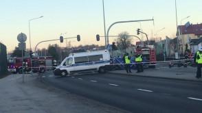 Skutki śmiertelnego wypadku na Chwarznieńskiej