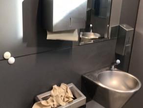 Plażowe toalety poza sezonem to fikcja