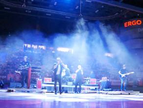 Muzyczna oprawa meczu Polska-Holandia w Ergo Arenie