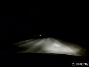 Spacerowa tonie w ciemnościach - nie działa oświetlenie