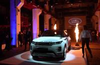 Premiera Range Rovera Evoque