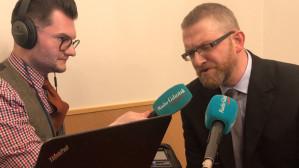Reakcja Grzegorza Brauna na sondażowe wyniki wyborów