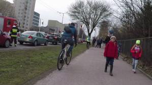 Wypadek na Morskiej zakorkował Gdynię
