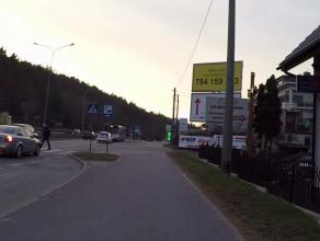 Wariaci wyprzedają na przejściu dla pieszych