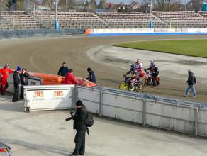 Zdunek Wybrzeże Gdańsk na pierwszym treningu w 2019 roku