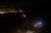 Kolejne pożary na witomińskich działkach