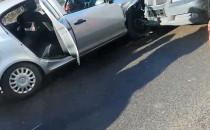 Skutki wypadku na Jaskowej Dolinie