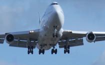 Lądowanie Jumbo Jeta