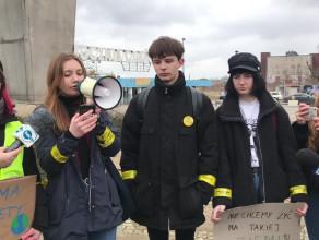 W Gdańsku odbył się Młodzieżowy Strajk Klimatyczny