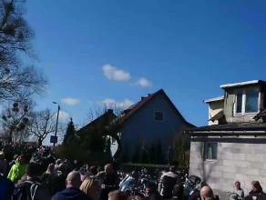 Zlot motocyklistów w Sobowidzu