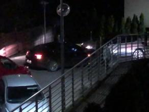 Pijany kierowca staranował auto na Morenie