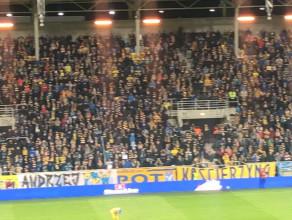 Gol Arki Gdynia nie został uznany. Derby Trójmiasta
