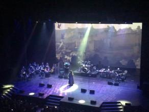 Sadeness - Enigma w Teatrze Muzycznym