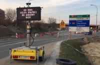 Zamykają fragment Jabłoniowej w Gdańsku