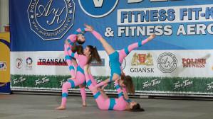Mistrzostwa Fitness Fit-Kids i Fitness Aerobic