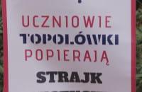 Strajk nauczycieli: dzień drugi