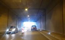 Korki w stronę tunelu pod Martwą Wisłą
