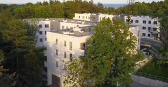 Osiedle Gdyńskie - Allcon - kameralne osiedle wśród lasu i w pobliżu morza