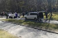 Pogrzeb rektora Politechniki Gdańskiej