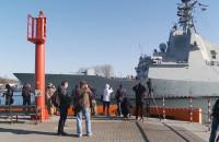 Okręty NATO wpłynęły do Gdyni