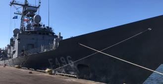 Turecka fregata TCG Gokova
