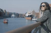Reklama koncertu Kasi Kowalskiej w Gdańsku