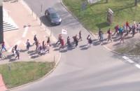 Uczniowie wspierają strajk nauczycieli