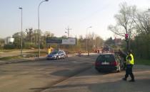 Interwencja policji na ul. Jabłoniowej