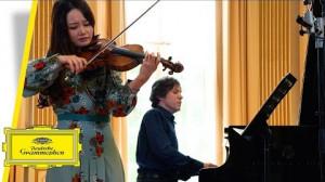 Rafał Blechacz & Bomsori Kim - Fauré: Sonata No. 1 in A Major, Op. 13, 3. Allegro vivo