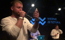 Improwizowany hip-hop w Boto - to trzeba...