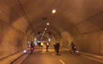 Dwugodzinne zamknięcie tunelu pod Martwą...