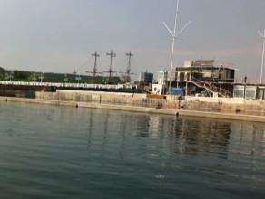 Budowa Mariny w Sopocie