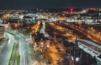 Gdańsk pełen życia i światła