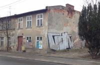 Opuszczone budynki na Sobieskiego przeznaczone do rozbiórki