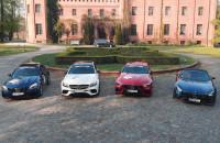 Jazdy testowe Mercedesami-AMG