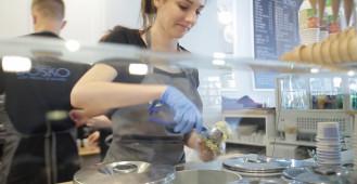 Bosko: nowa lodziarnia z 200 smakami w Gdyni