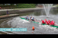 Dragon Boat Business League, zawody charytatywne Smoczych Łodzi