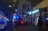 Interwencja Straży pożarnej Gdynia cz.2