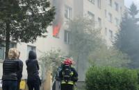Pożar w Karwinach